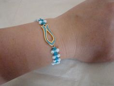 Turquoise gold fish crystal bracelet unique Greek summer vacation memories Jesus religious women's jewelry Easter basket protection marine Greek Jewelry, Women's Jewelry, Photo Jewelry, Unique Jewelry, Evil Eye Bracelet, Bracelet Set, Goddaughter Gifts, Greek Gifts, Best Dad Gifts