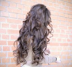 long curly hair! Gonna have it again someday!!