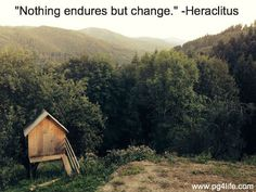 Change quote by Heraclitus   Click through to check out some more awesome quotes on change.