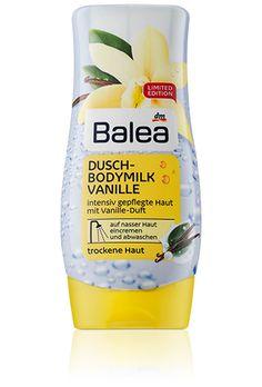 balea dusch bodymilk vanille
