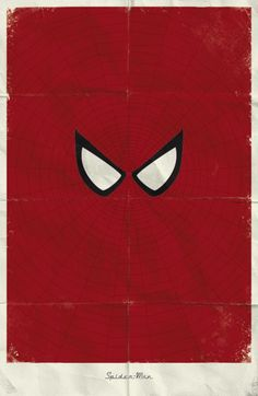 Spiderman Minimalist Poster
