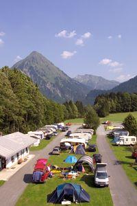 Au-Schoppernau, Camping Köb - Au im Bregenzerwald, Vorarlberg, 25,50euro