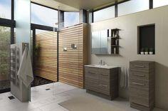 Timberline Bargo Vanity 900mm