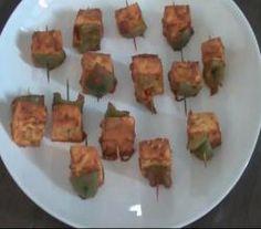 Tandoori Tofu Recipe Video by Eat East Indian Tofu Recipes, Asian Recipes, Ethnic Recipes, Asian Foods, Chinese Food, Food Videos, Baked Potato, Indian, Baking