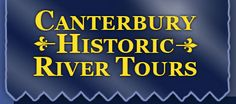 Canterbury Historic River Tours - 40mins, 8pounds50 for adults