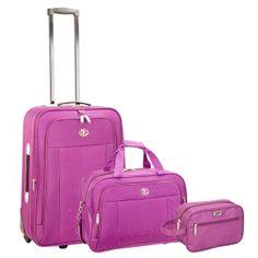 Kit de Viagem 3 Pecas - Mala, Frasqueira e Necessaire  http://www.bagaggio.com.br/kit-de-viagem-3-pecas-mala-frasqueira-e-necessaire-9719.aspx/p?sku=155191