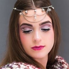 Ice Princess Makeup Look - Vincent Longo Cosmetics