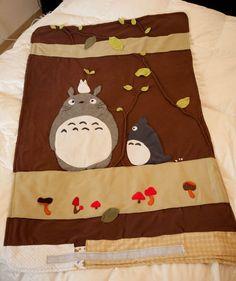 technically not a quilt but super!