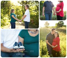 Outdoor Maternity photos with husband #tentinytoes