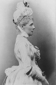 Archduchess Marie Henriette of Austria, Princess of Hungary and Bohemia, Queen of Belgium (1836 – 1902)