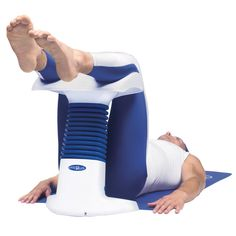 Helps relieve low back discomfort in minutes a day—no drugs, stretches or costly therapies.