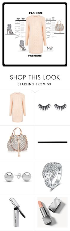 """#Fashion"" by theresagray31 on Polyvore featuring Paul & Joe Sister, Merola, Jewelonfire, Bobbi Brown Cosmetics, Burberry and fashionable"