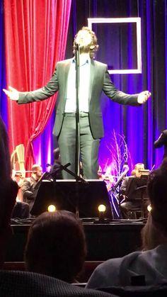 Josh Groban - Pure Imagination - LIVE - Stages Tour 2016 - Sarasota, FL ...