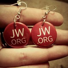 JW.ORG EARRINGS