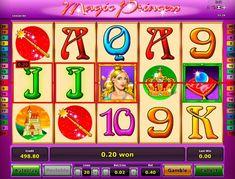Игровой автомат Magic Princess в казино Вулкан Игровой автомат Magic Princess от разработчика Novomatic понравится гемблерам своими яркими символами и хорошими денежными выплатами. Тут власть принадлежит принцессе, если вы сможете ей понравиться – она приведет вас к несметным