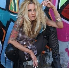 Athena Kottak: Tommy Lee's Little Sister Drummin' to a Greek Beat | Greek American Girl