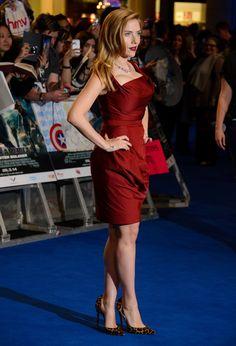 scarjo in vivienne westwood Black Widow Scarlett, Black Widow Natasha, Chernobyl, Scarlett Johansson Red Hair, Celebrity Outfits, Vivienne Westwood, Beautiful Actresses, Looks Great, Hollywood