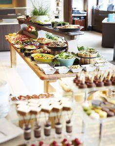 Cookbook Cafe | StyleNest || Park Lane Market @ JW Grosvner House London
