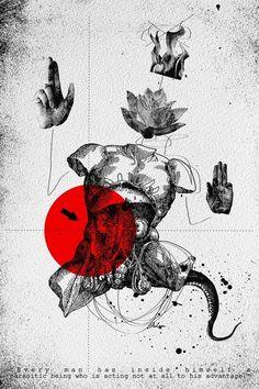The Body  by Alec Goss