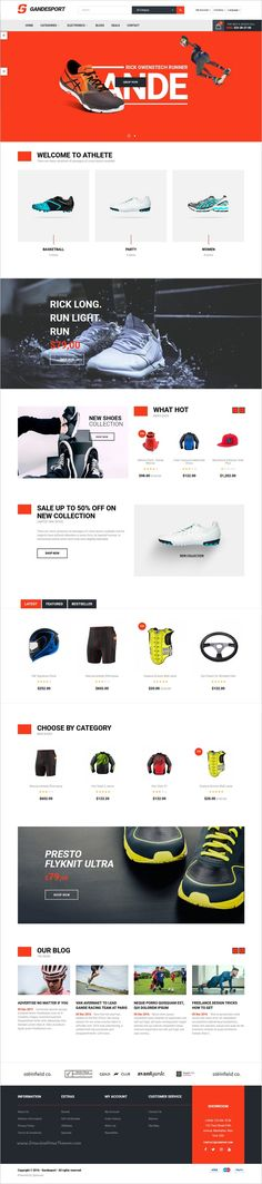 Lexus GrandeSport is a creative and powerful 6in1 @Opencart theme designed for #Sport #store #eCommerce website download now➩ https://themeforest.net/item/lexus-grandesport-advanced-opencart-theme-for-sport-website/19198244?ref=Datasata