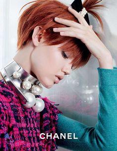 Campagne Chanel - Printemps/été 2014