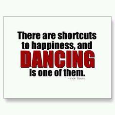 Dance...