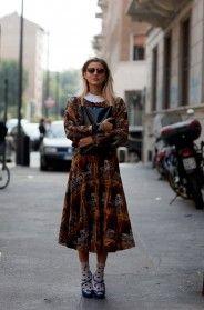 On the Street…. via Alserio, Milan