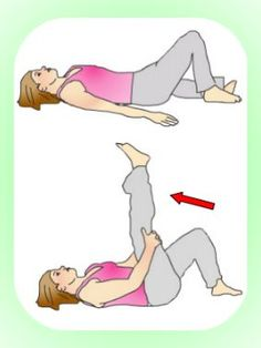 Dolor de espalda. Ejercicios de estiramiento