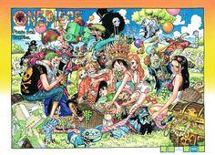 One Piece Manga Kapitel 784