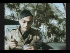 WW II Battle of the Bulge Part 1 of 3 - Rare Color Film - YouTube