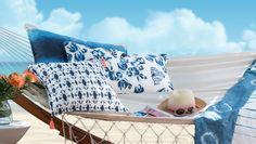 Outdoor Sofa, Outdoor Furniture, Outdoor Decor, Indigo, Island, Collection, Home Decor, Style, Swag
