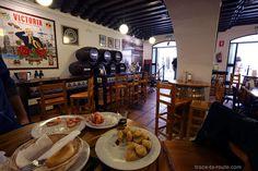 #Tapas à la Taberna La Antigua, #Malaga