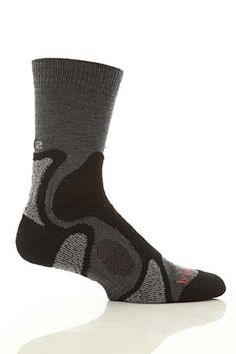 Bridgedale Mens 1 Pair Bridgedale X-Hale Trailblaze Socks The X-Hale TrailBlaze is the perfect companion to tackle the great outdoors with. Hybrid, hi-tech walking socks designed to provide excellent impact protection and cooling ventilation just where they  http://www.MightGet.com/february-2017-2/bridgedale-mens-1-pair-bridgedale-x-hale-trailblaze-socks.asp
