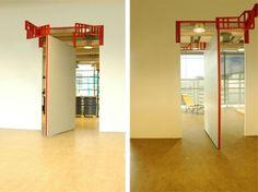 15 Innovative Interior Door Design Ideas