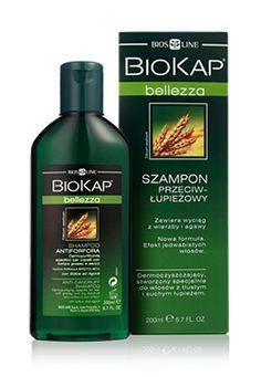 Szampon Przeciwłupieżowy #biokap