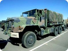 Your Dream Truck- A M923 AM General Corporation 5-ton, 6x6 Cargo Truck- on Government Liquidation