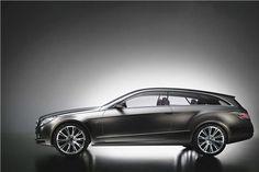 Mercedes ShootingBreak Concept2010