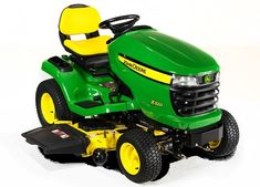 This John Deere Lawn And Garden Tractor Service Manual Is The Same Used By Professional Technicians