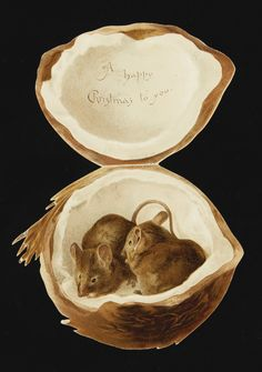 potter beatrix mice in a coconut | art | sotheby's l16404lot92tf3en