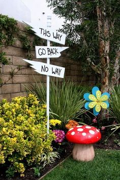 Need to have a toadstool  seat in my garden for me.....it's not just kids who love them