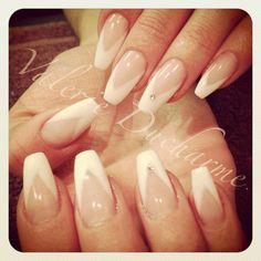 By valérie Ducharme at studio 2075, nails art nail design handpainted summernails summer 2014 pronail Fashion