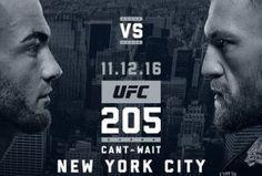 UFC 205 UFC 205: Eddie Alvarez vs. Conor McGregor