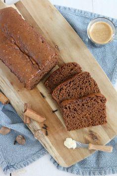 Sugar Free Snacks, Dutch Recipes, Sunday Brunch, Bread Baking, Cake Cookies, Banana Bread, Healthy Snacks, Cooking, Ethnic Recipes