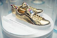 Golden kicks.