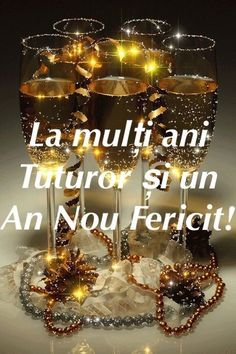 An Nou Fericit, Spiritual Quotes, Happy New Year, Messages, Christmas, Lgbt, Merry Christmas, Eating Clean, Beautiful Flowers