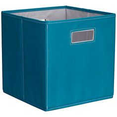 1ac72c8aeff House by John Lewis Folding Square Storage Box
