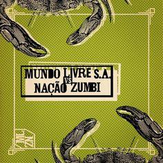 Mundo Livre S.A. / Nação Zumbi - Mundo Livre S.A. Vs Nação Zumbi (u)