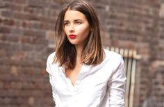 It hair trend: Το μακρύ καρέ Αναμφίβολα το haircut που θα μονοπωλήσει τα looks του χειμώνα.