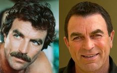 Tom Selleck--I love you more with your mustache!!!