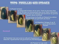 By Rostinail One Stroke Nails, Nails First, Nail Tutorials, Nail Care, Calm, Paint, Tutorials, Toenails Painted, Picture Wall